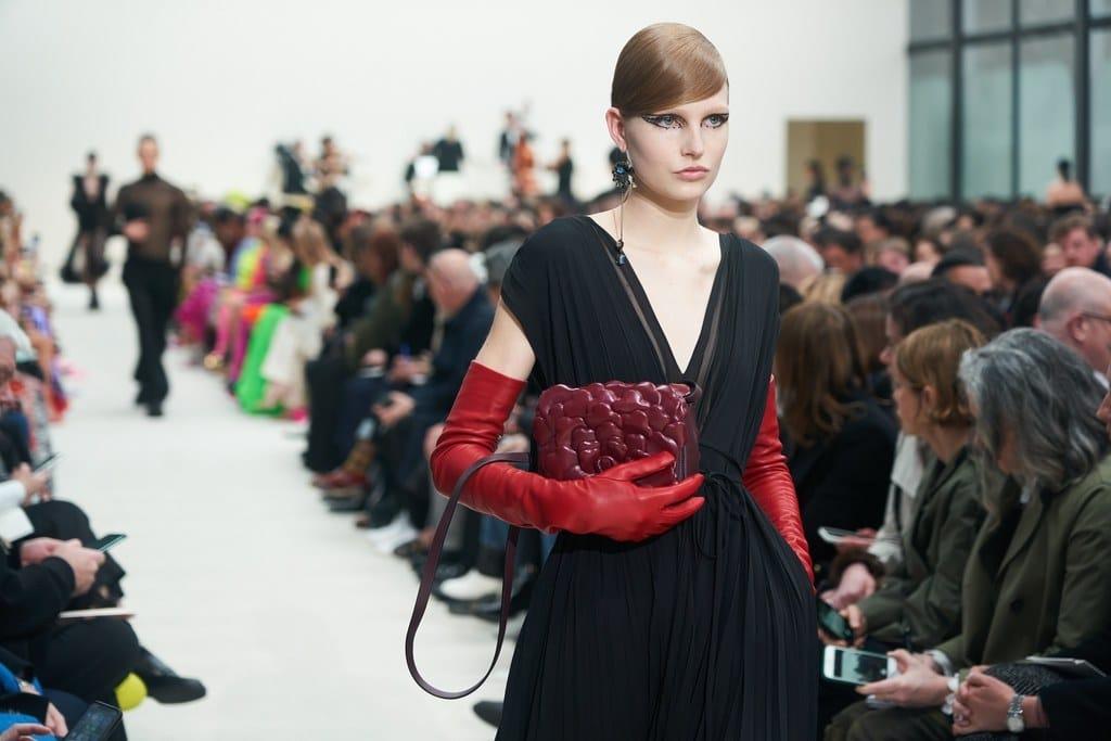 Парижская неделя моды. Valentino Осень-Зима 2020/2021