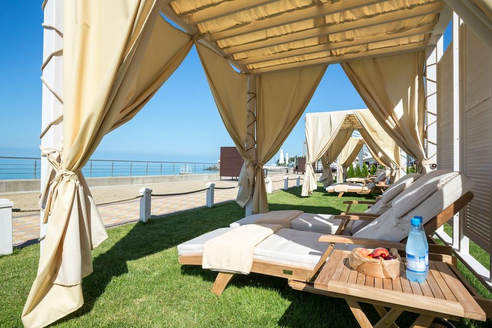 Swissôtel Resort Сочи Камелия, Пляж
