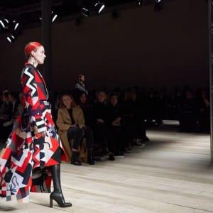 Paris Fashion Week. Alexander McQueen. Fall-Winter 2020/2021