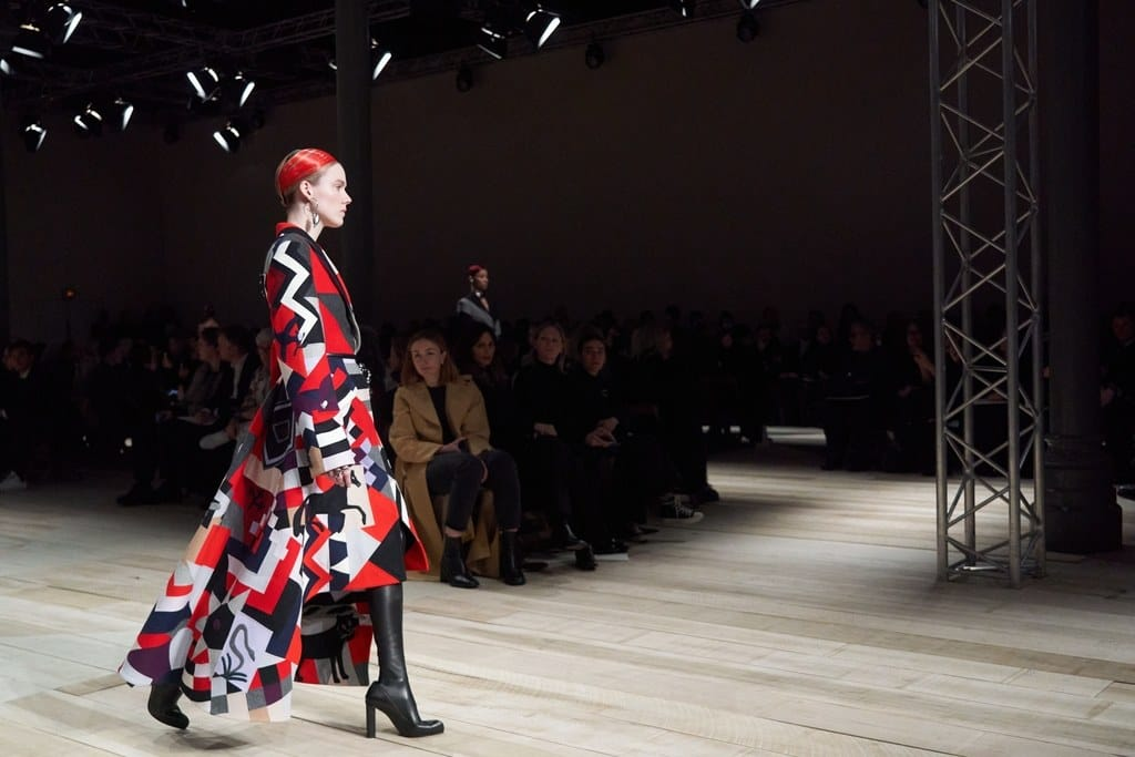 Парижская неделя моды. Alexander McQueen Осень-Зима 2020/2021