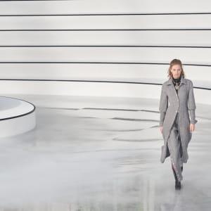Paris Fashion Week. Chanel Fall-Winter 2020/2021