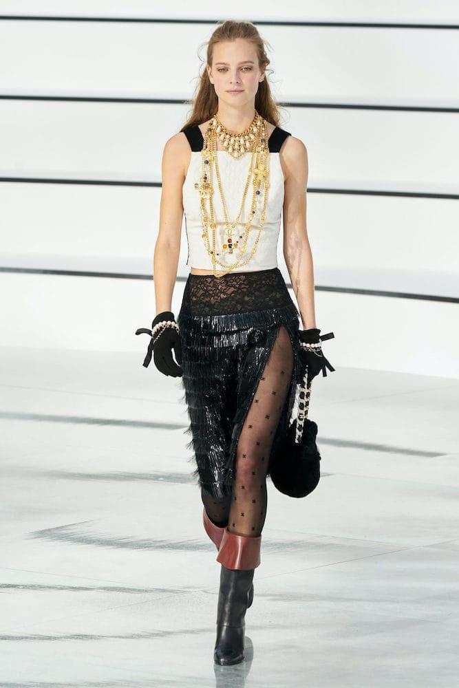 Chanel Осень-Зима 2020/2021