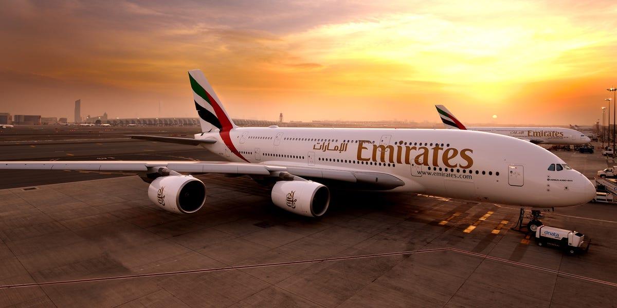 Emirates начали тестировать пассажиров на COVID-19