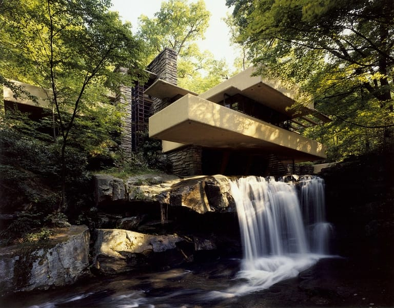 #WrightVirtualVisits offers virtual tours of buildings designed by architect Frank Lloyd Wright