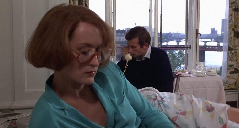 Женщина французского лейтенанта, (1981)