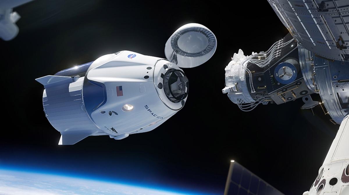 SpaceX и NASA успешно запустили космический корабль Dragon