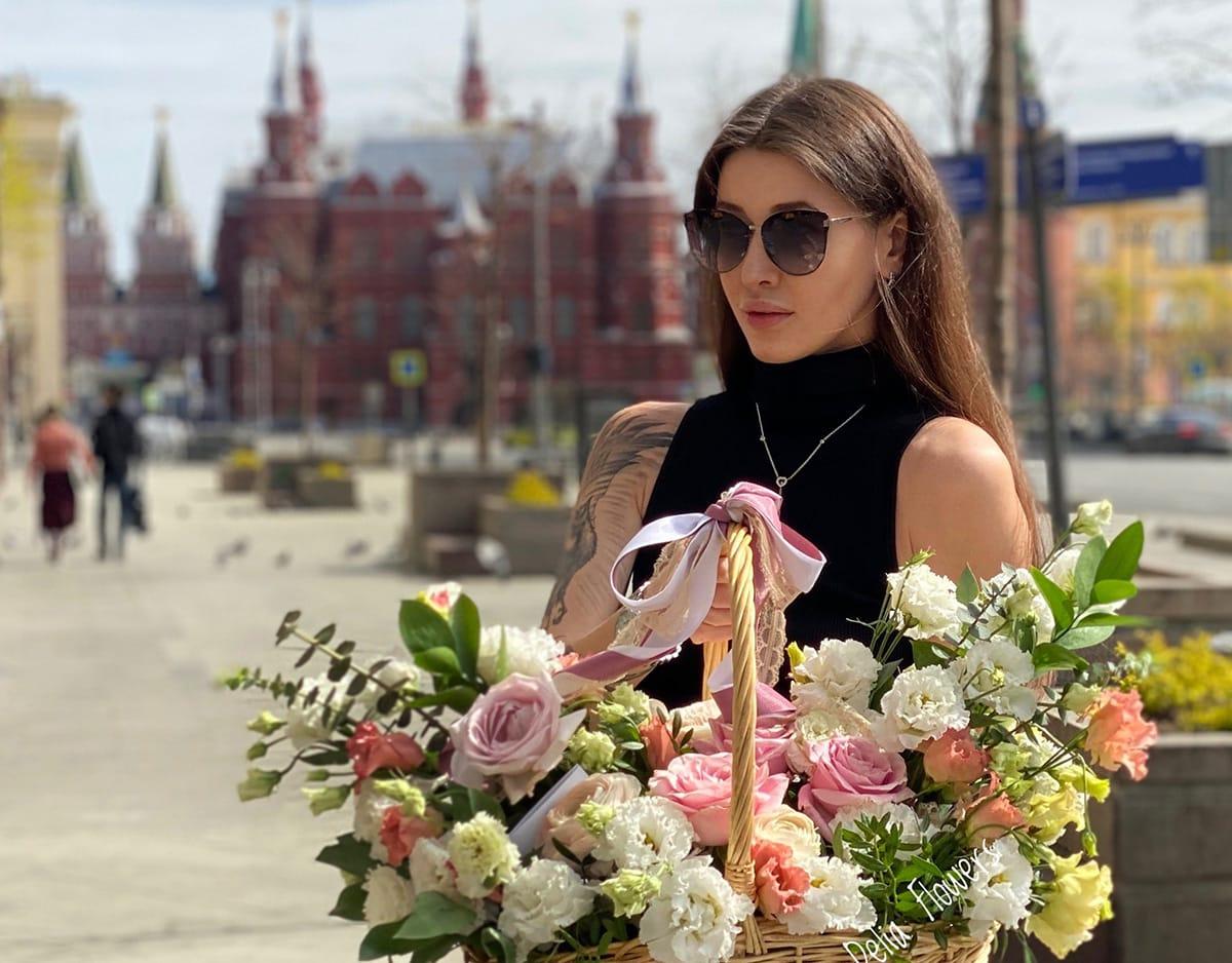 Цветочная мастерская Delia Flowers открылась в самом центре Москвы