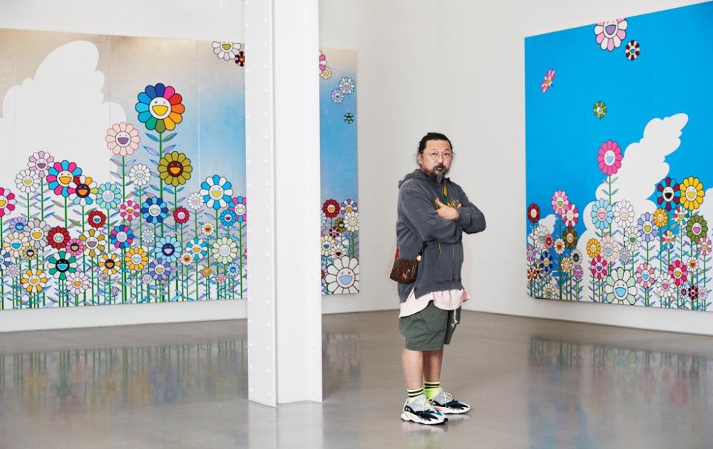 Японский художник Такаши Мураками выпустит эксклюзивную коллекцию гравюр, посвященных акции Black Lives Matter
