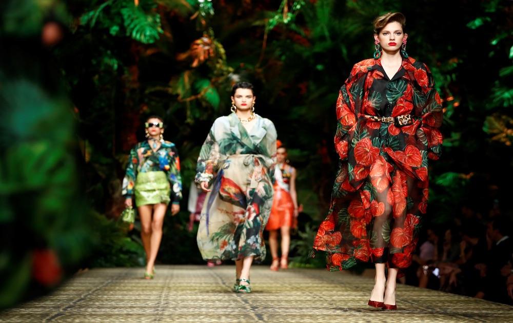 Dolce&Gabbana примут участие в цифровой Неделе моды в Милане