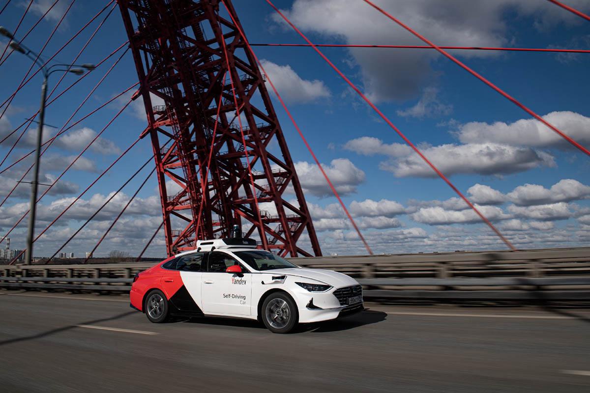 Яндекс представил новый беспилотный автомобиль