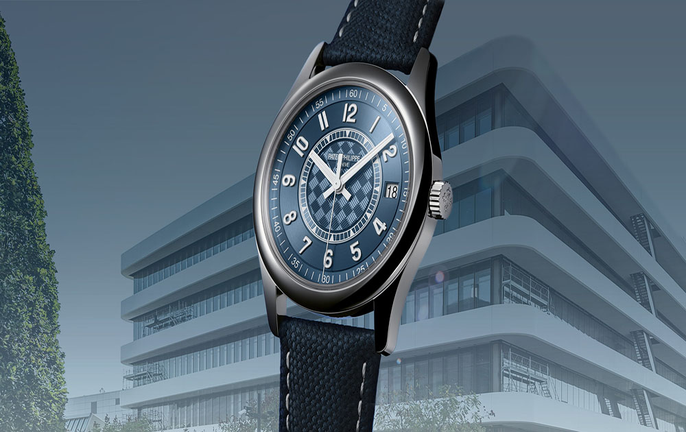 Patek Philippe выпустили новую модель часов в честь открытия нового производства