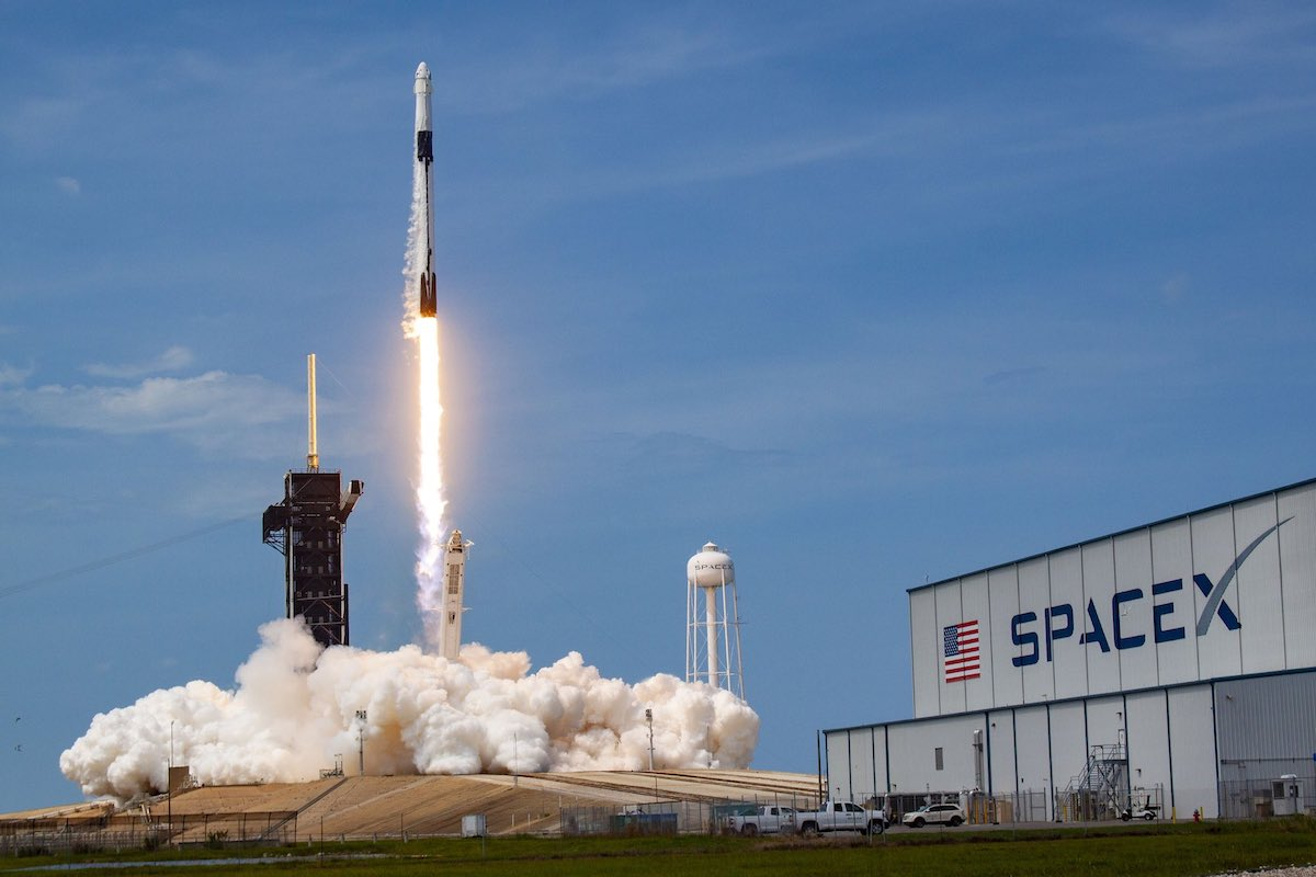 The breakthrough of Elon Musk: SpaceX and NASA launch Crew Dragon spacecraft
