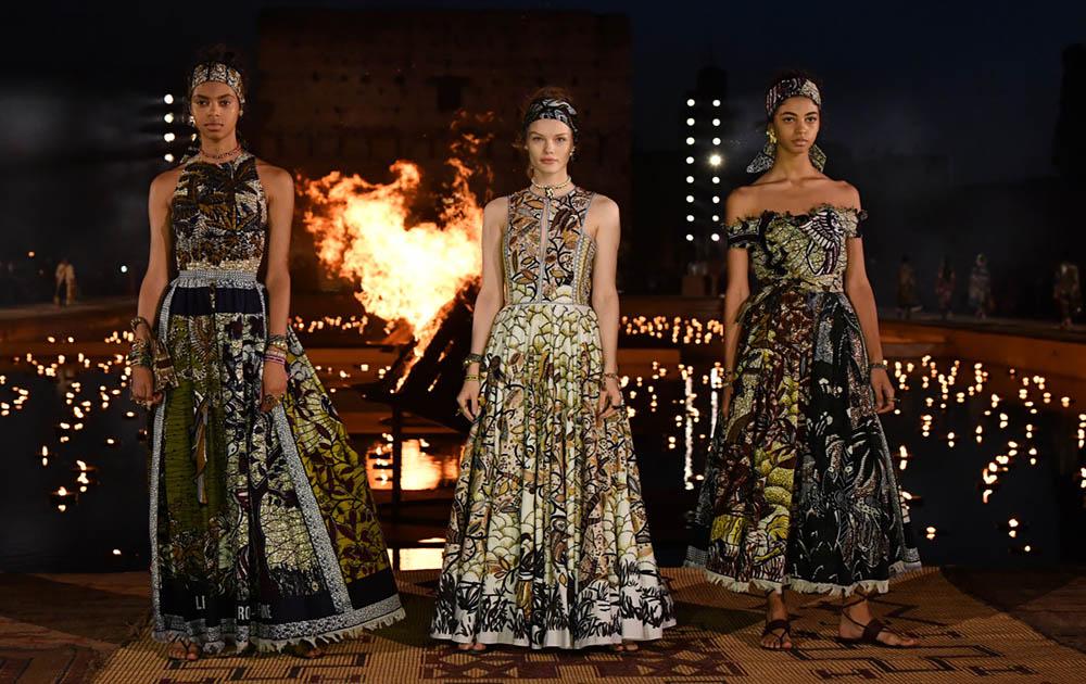 Показ круизной коллекции Dior пройдёт без зрителей