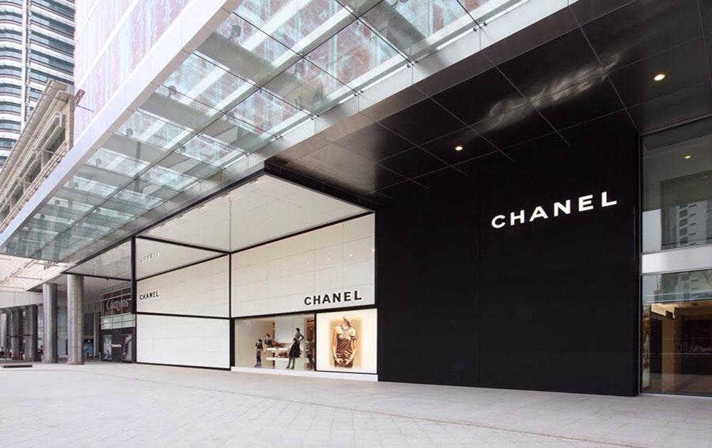 Поп-ап бутик Chanel открылся в Столешниковом переулке