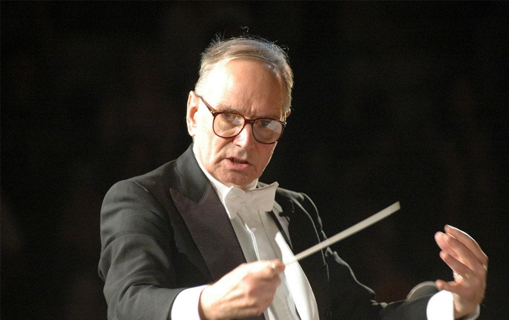 Умер итальянский композитор Эннио Морриконе