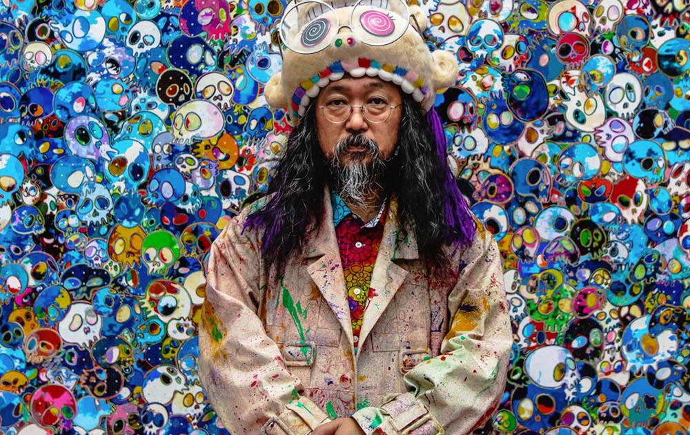 Японский художник Такаси Мураками находится на грани банкротства
