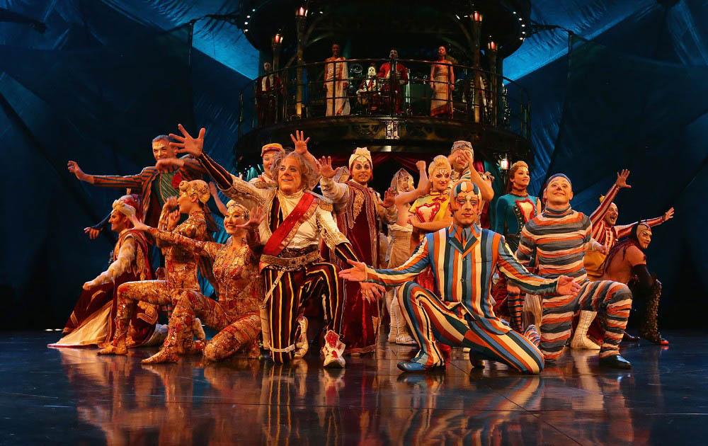Cirque du Soleil находится на грани банкротства