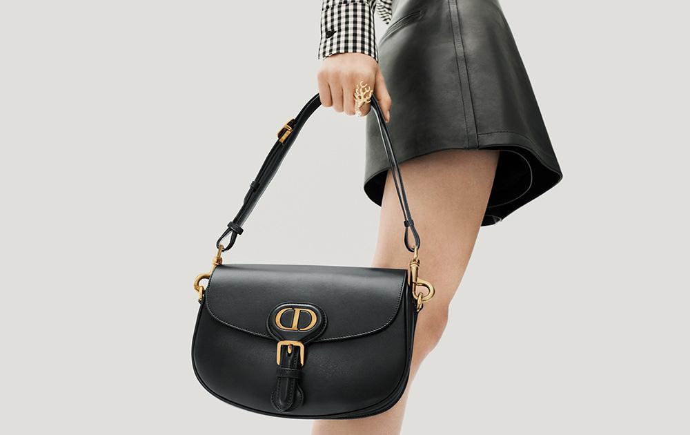 Dior представили новую сумку Dior Bobby Bag