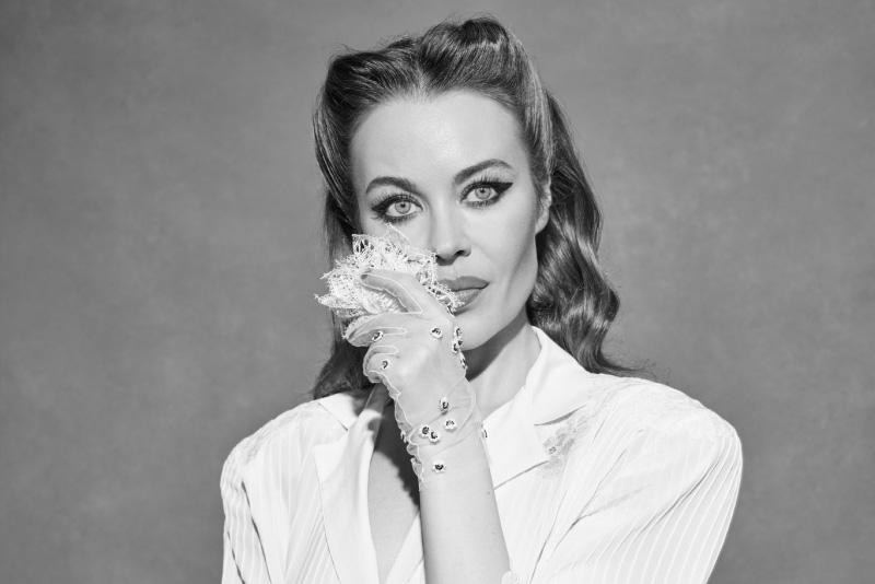Неделя высокой моды в Париже: Ulyana Sergeenko Fall 2020