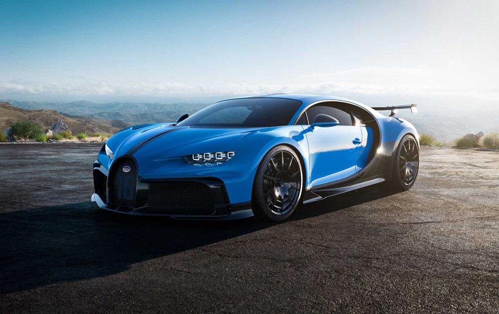 Bugatti объяснили, чем различаются модели Chiron Pur Sport и Super Sport 300+