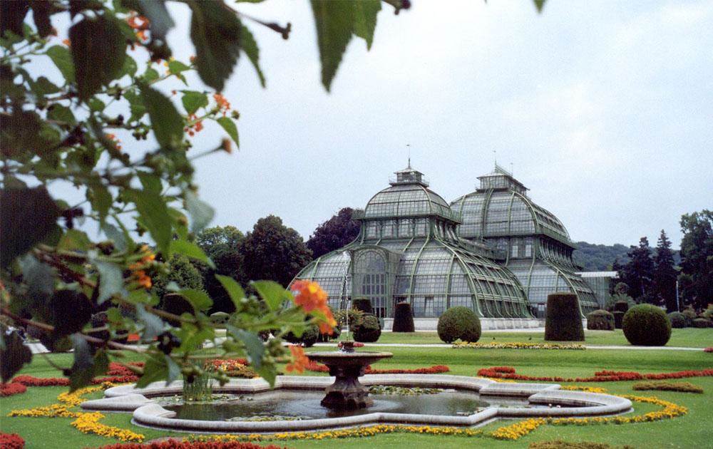 Венский дворец Шёнбрунн открылся после пандемии