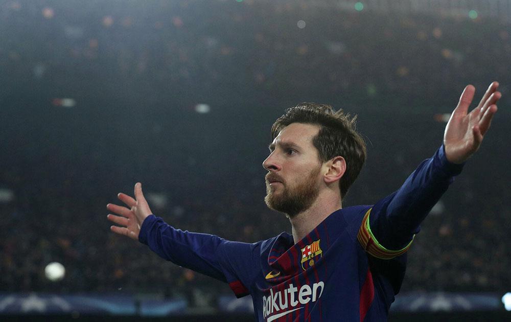 Лионель Месси покидает ФК «Барселона»