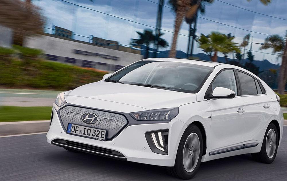 Hyundai Motors займутся производством электромобилей под брендом IONIQ
