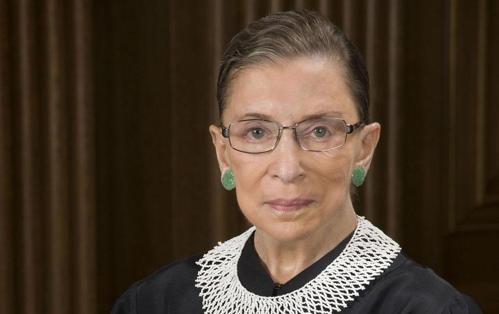 Скончалась старейший член Верховного суда США Рут Гинзбург