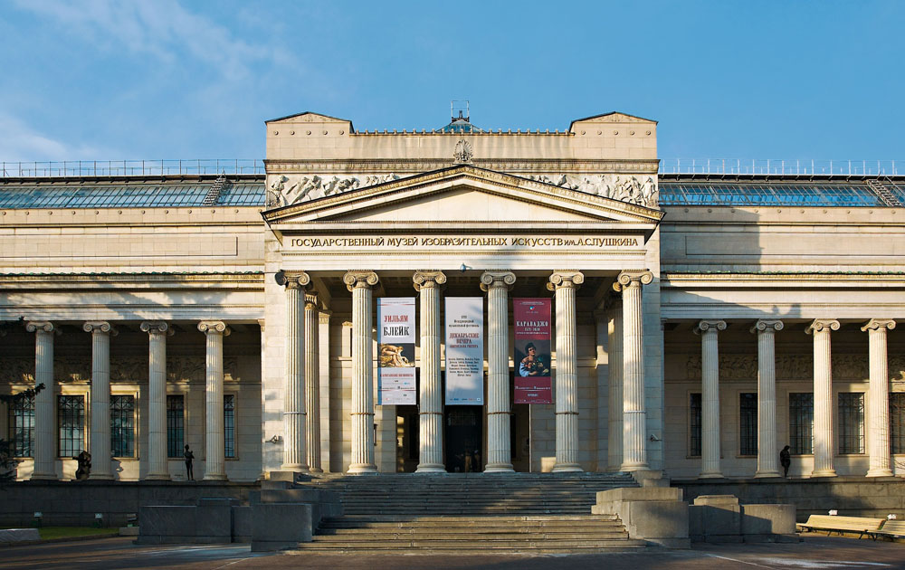 Пушкинский музей запускает серию виртуальных туров