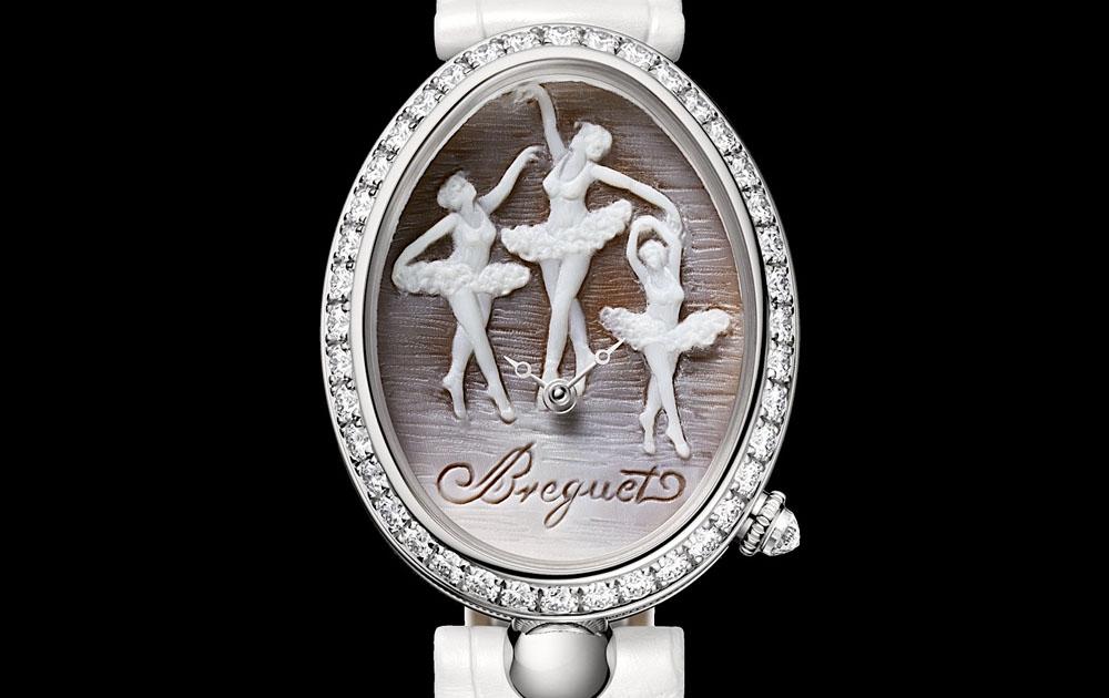 Breguet выпустили новую модель часов специально для России
