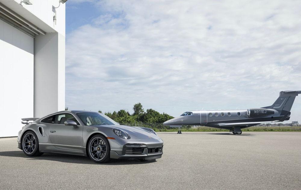 Porsche и Embraer готовят коллаборацию