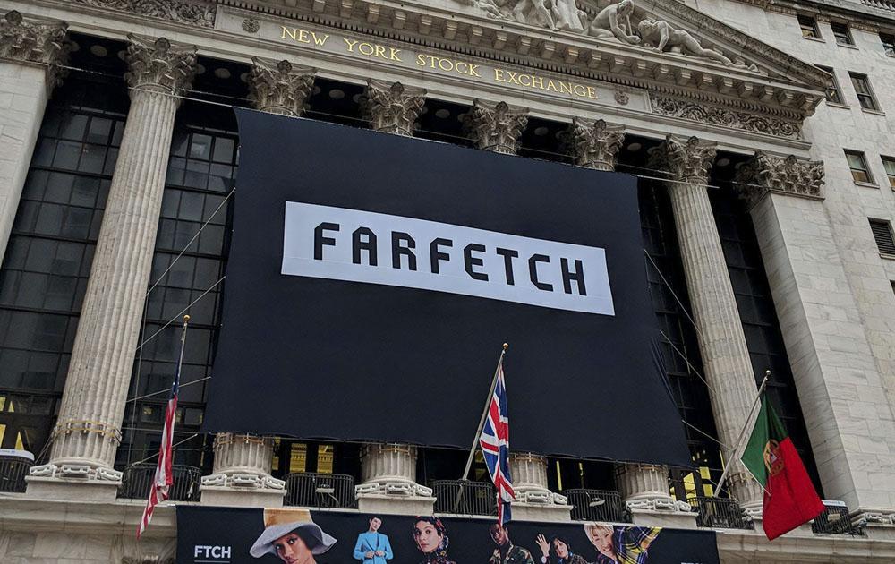 Китайская компания Alibaba станет партнёром Farfetch