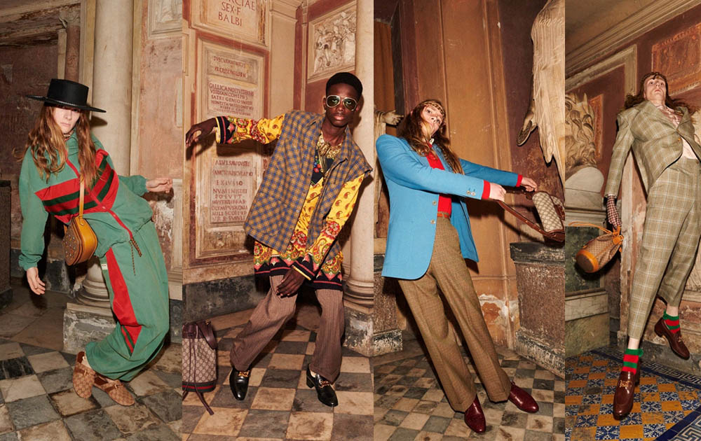 Gucci назван самым трендовым мировым брендом