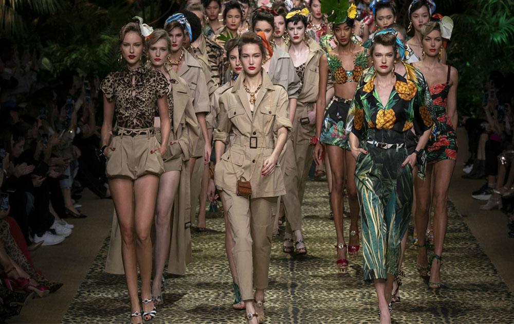 Dolce&Gabbana презентуют коллекции в новом формате