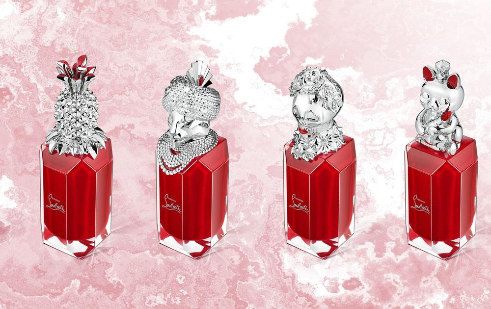 Christian Louboutin выпустили первую коллекцию ароматов