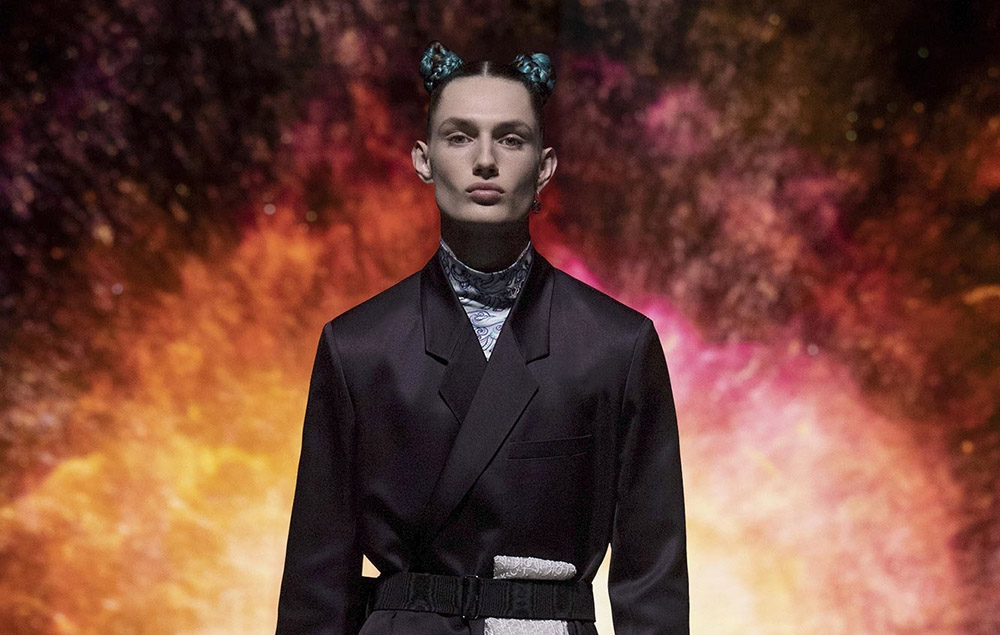 Dior представили новую мужскую коллекцию