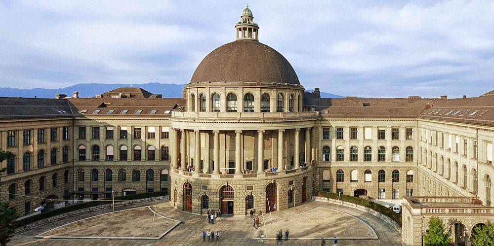Швейцарская высшая техническая школу Цюриха