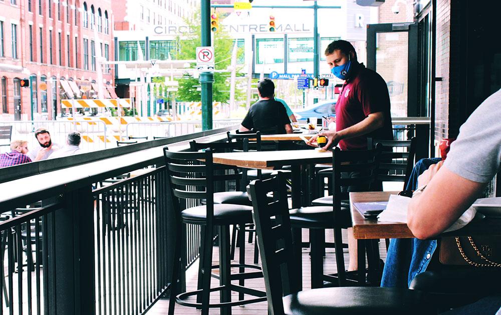 Как рестораны переживают пандемию COVID-19?
