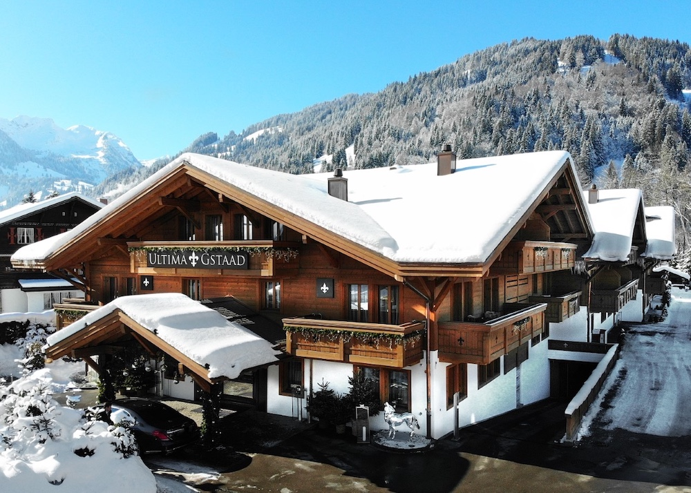 Ресторан COYA скоро откроется в Альпах