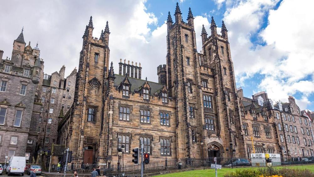Научно-исследовательский Эдинбургский университет