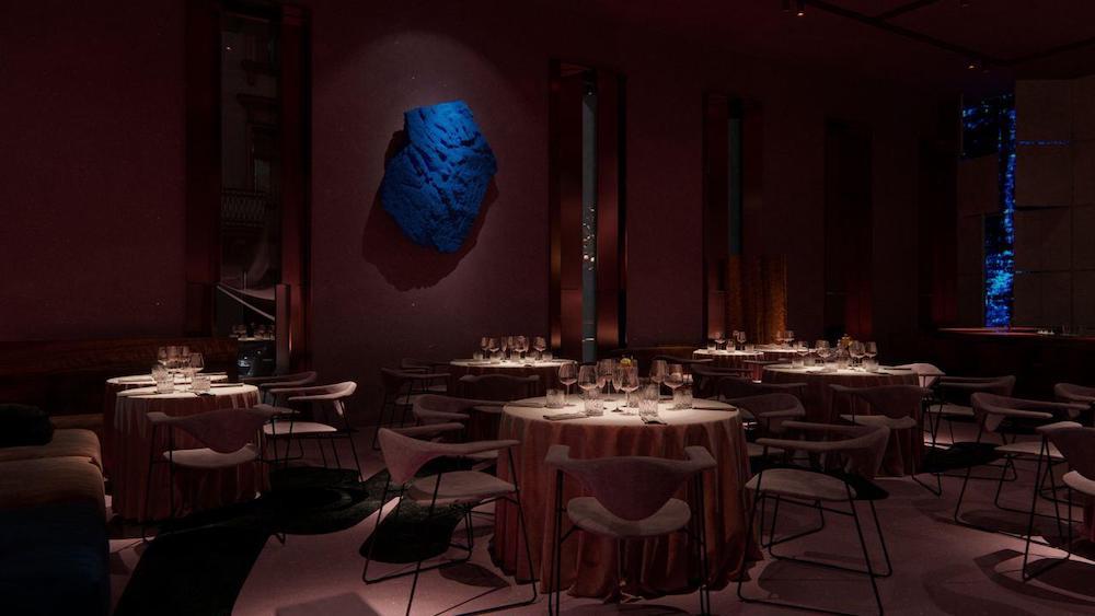 В Москве прошло открытие ресторана Krasota