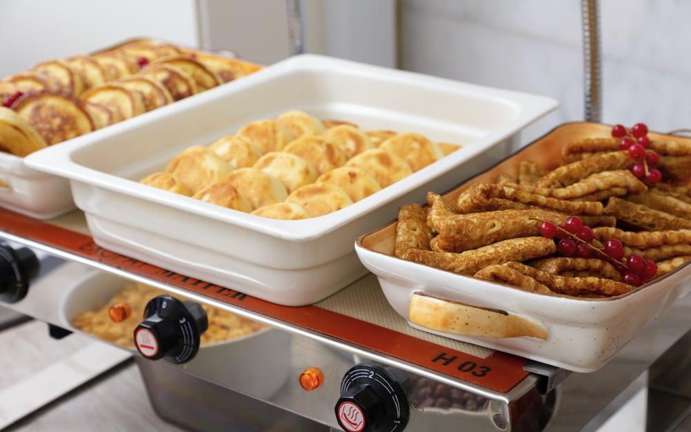 ibis Styles Красная Поляна завтрак