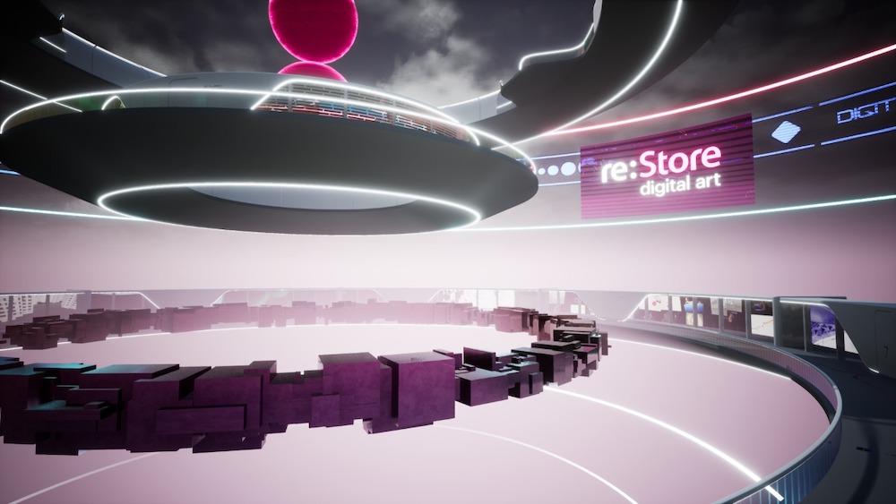 re:Store и Винзавод запускают виртуальную платформу цифрового искусства